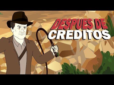 Indiana Jones y el Reino de la calavera de cristal - Después de Creditos