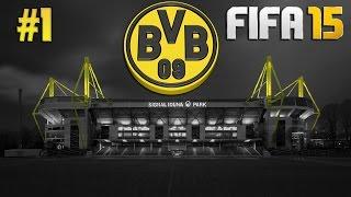 FIFA 15[DANSK][EP1][Bor.Dortmund][Karriere][Så starter vi]