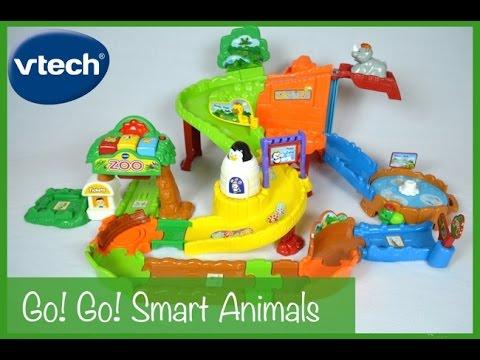 Vtech Go Go Smart Animals Zoo Explorers Set Youtube
