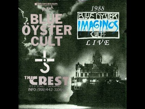 Blue Öyster Cult - Bucks Boogie - Sacramento CA 11/4/88