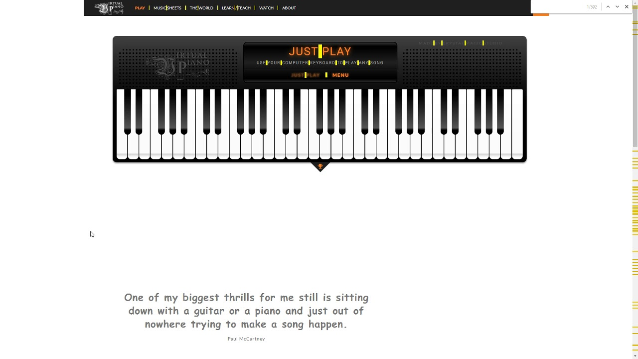 Music Sheets For Roblox Duet For Rgt Roblox Virtual Piano Up Married Life By Yourlobstersalad