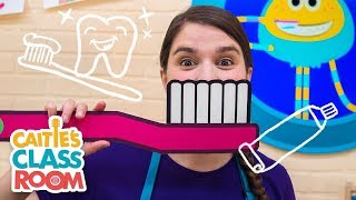 Caitie's Classroom Live - Brush! Brush! Brush!