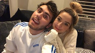 Christmas live chats with Zalfie thumbnail