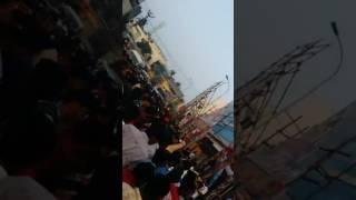 Bairavaa fdfs celebration rakki