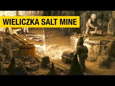 Wieliczka Salt Mine: An Underground Monument in Krakow, Poland