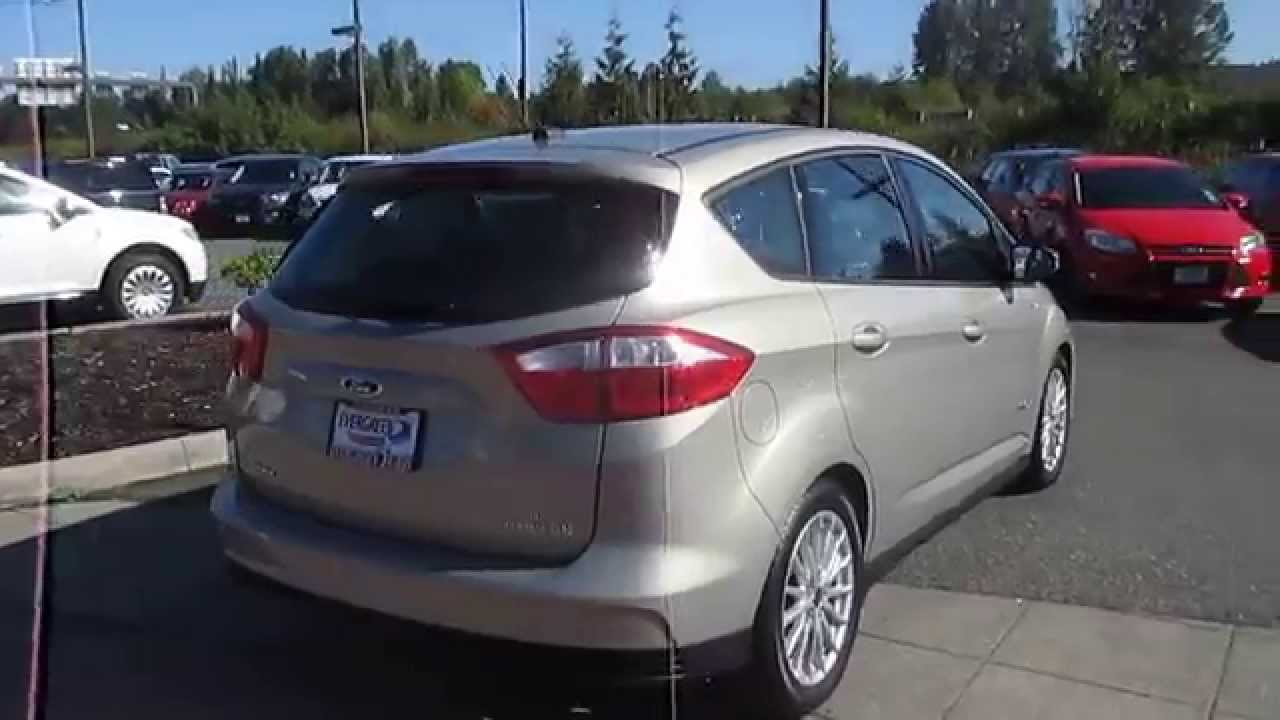 2015 ford c max hybrid tectonic silver stock 20867. Black Bedroom Furniture Sets. Home Design Ideas