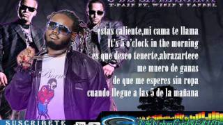 "T-Pain Ft. Wisin & Yandel -""5 o"