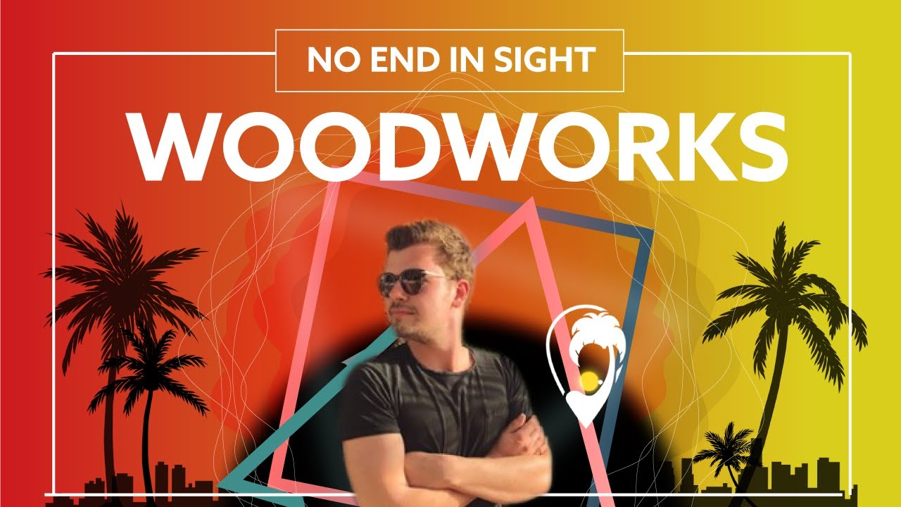 Woodworks, Noah Malcolm - No End In Sight [Lyric Video]