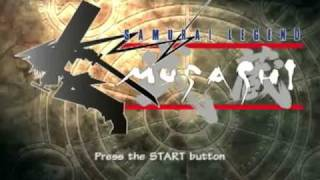 Samurai Legend Musashi Intro with Gameplay (PS2)