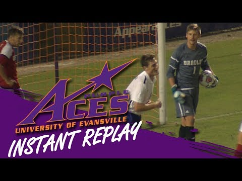 Aces Instant Replay Bradley Soccer