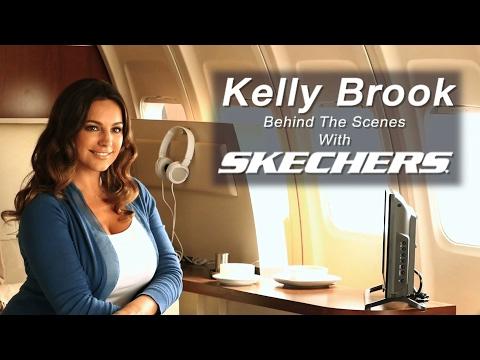 Kelly Brook - Behind the Scenes