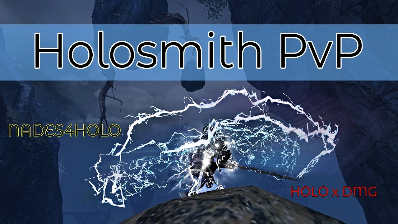 Guild Wars 2 - Holosmith PvP - Chillerkiller