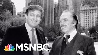 The Donald Trump Family Lied About Their German Heritage   All In   MSNBC