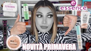 NOVITÀ ESSENCE PRIMAVERILI 2021🌸 FULL FACE SOTTO I 5 EURO