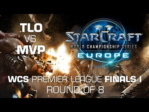 TLO vs. MVP - Quarter Finals - WCS Europe Premier League