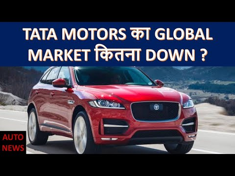 TATA MOTORS GLOBAL SALES I DECEMBER 2019 I JAGUAR LAND ROVER की क्या CONDITION ? AUTO NEWS