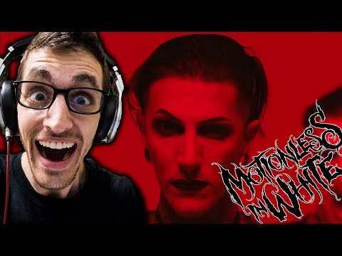 Hip-Hop Head's FIRST TIME Hearing MOTIONLESS IN WHITE: