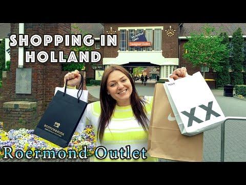 Знаменитые мировые бренды! Шопинг в Designer Outlet Roermond