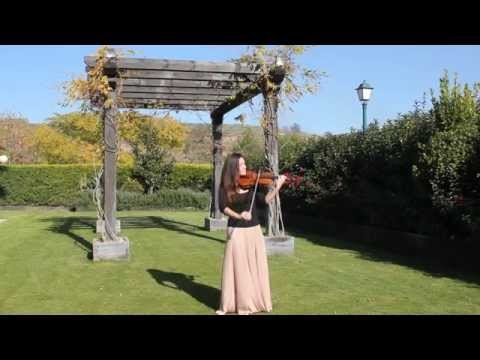 All of Me - John Legend / Violin Cover- Laura Castillo