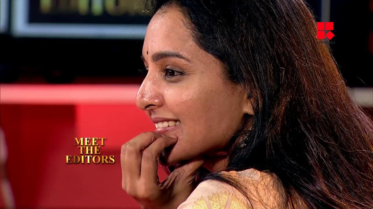 മീറ്റ് ദി എഡിറ്റേഴ്സില് മഞ്ജു വാര്യര് | Super Star Manju Warrier in Meet The Editors