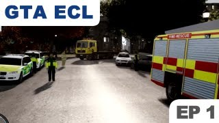 GTA Emergency City Life - EP1 - Road Traffic Collision