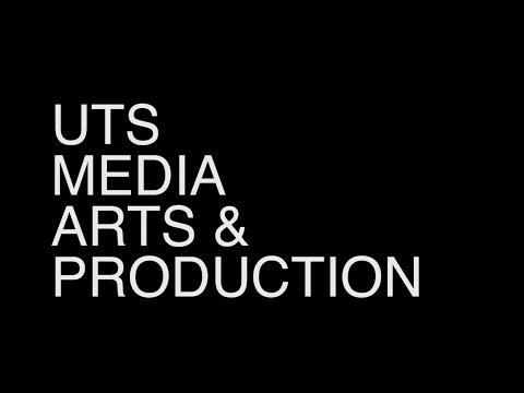 UTS Bachelor Of Communication (Media Arts And Production)