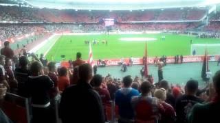 1.FC Nürnberg - Andy Wolf, Abschied von den Fans 17.09.2011