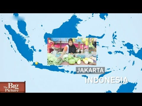 The Big Picture: Indesia faces relocati dilemma