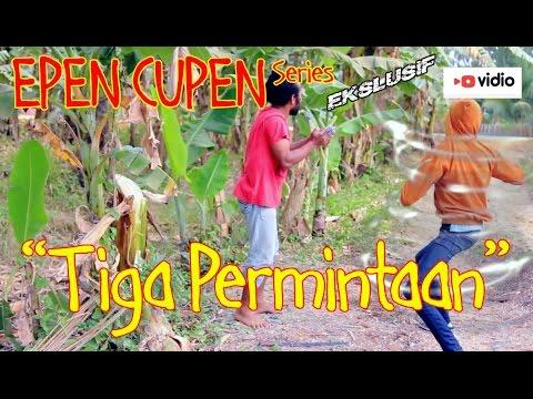 EPEN CUPEN 7 Mop Papua : TIGA PERMINTAAN