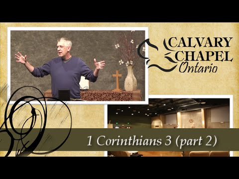 1 Corinthians 3 :10-23 - The People of Christ