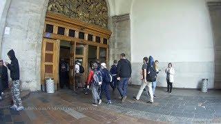 видео Пешеходная прогулка по Москве от Павелецкой до Белорусской
