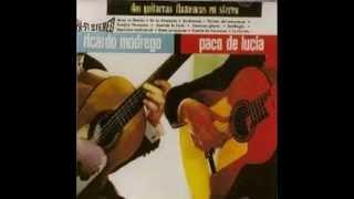 PACO DE LUCIA Y RICARDO MODREGO