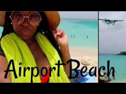 Oasis of the Seas Day 4 | Philipsburg, St. Maarten + Airport Beach
