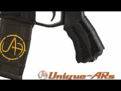 Best AR grip on the market? The Unique Grip from unique-ars dot com