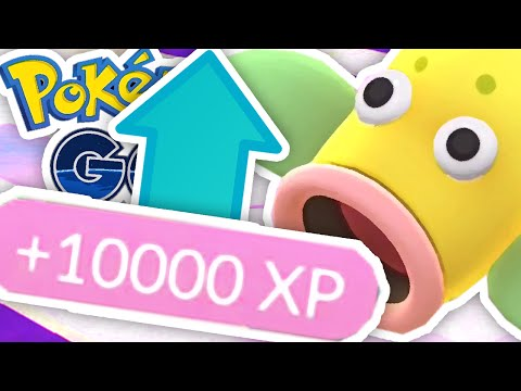 Pokemon GO | HOW TO GAIN XP FAST!!