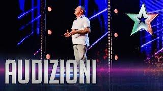 Ferdinando: Umorismo Da Reato | Italia's Got Talent 2015