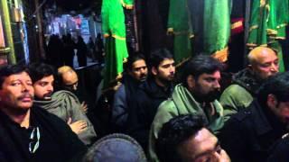 16 safar inside mochi gate nisar party and matami sangat katra wali shah 1435 2013