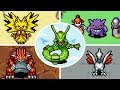Pokémon Mystery Dungeon All Bosses Main Story