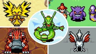 Pokémon Mystery Dungeon - All Bosses (Main Story)