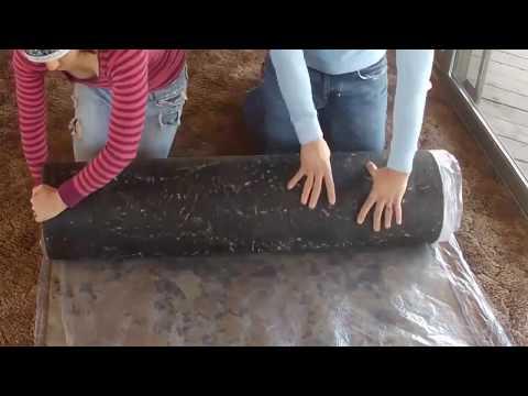Каменный шпон, что это?