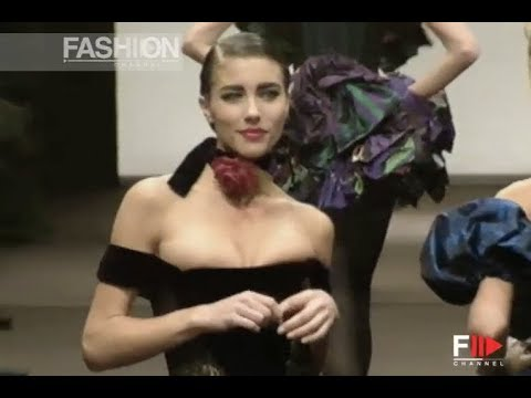 HARRIET SELLING Fall 1991/1992 Milan - Fashion Channel