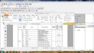 PLC Mitsubishi logic