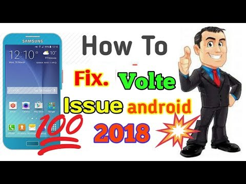 fix volte from any android - Myhiton
