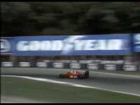 1990 F1 Grand Prix Monza Italy - Round 12 Full Race Part 3