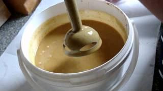 Making of Kokomo Joe Pure Essential Soap iamhandmade.com