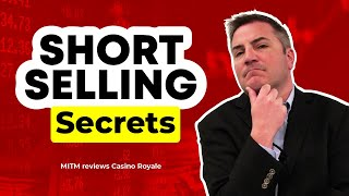 James Bond and Short Selling. Money In The Movies Reviews Casino Royale
