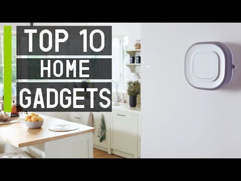 Top 10 Coolest Smart Home Gadgets on Amazon