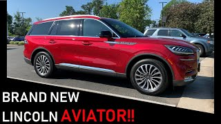 Review: Lincoln Aviator - New Luxury SUV Champion