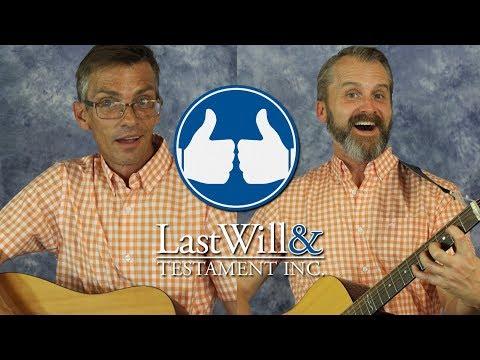 Last Will & Testament, Inc.
