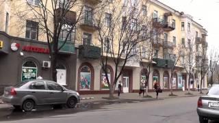 Улицы Старого города. Краматорск